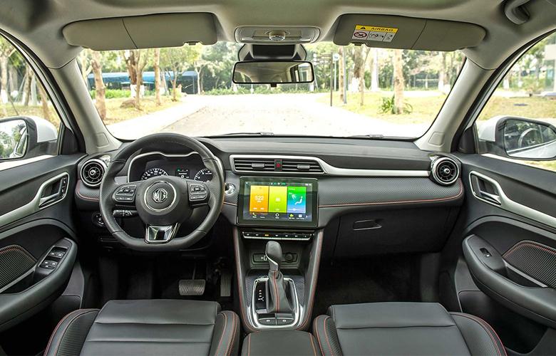 Khoang cabin của MG ZS