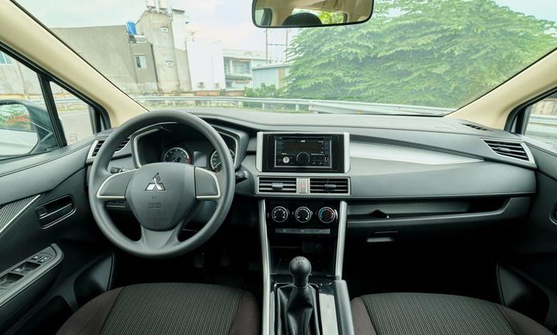 Chưa khách hàng nào phàn nàn về khoang cabin của Mitsubishi Xpander