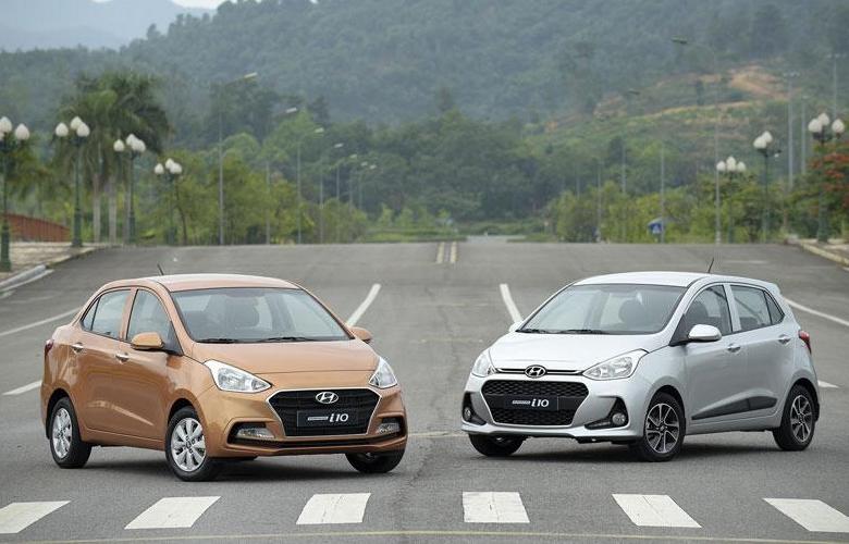 Hyundai i10 giá chỉ 330 triệu đồng