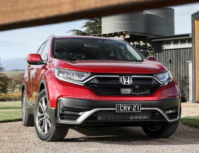 Honda CRV 2021 1.5E