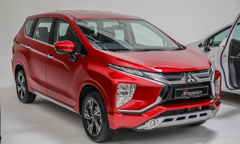 Mitsubishi Xpander mẫu MPV 7 chỗ giá chỉ 555 triệu đồng