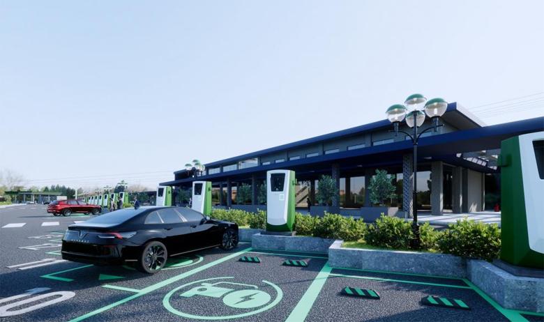 Cao tốc và quốc lộ sẽ đặt các trụ sạc có công suất cao