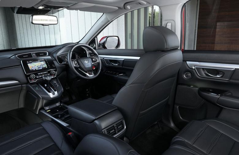 Bảng taplo của Honda CR-V 1.5L
