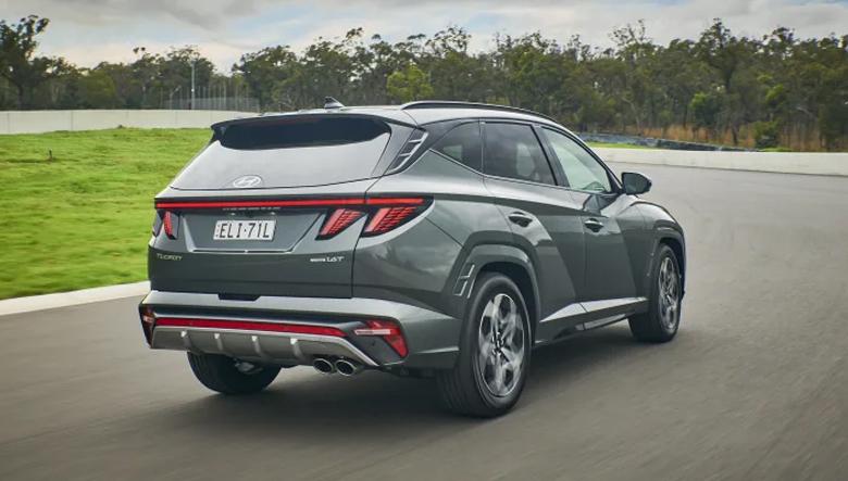 Khă năng vận hành của Hyundai Tucson 2.0 MPI Đặc biệt khá ổn định