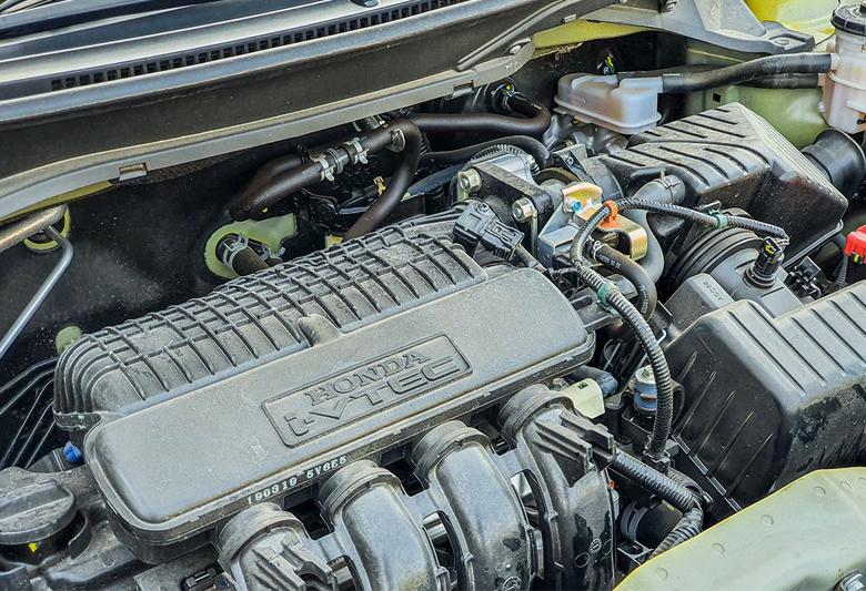 Honda Brio mới vẫn trung thành với động cơ 1.2L SOHC i-VTEC