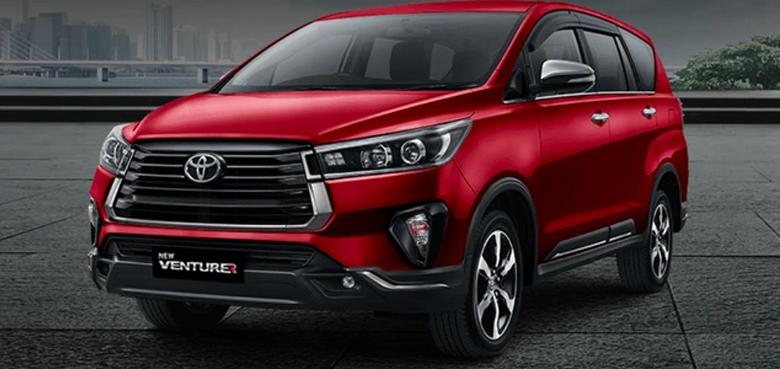 Toyota Innova Venturer sở hữu khối động cơ xăng tích hợp công nghệ VVT-i kép