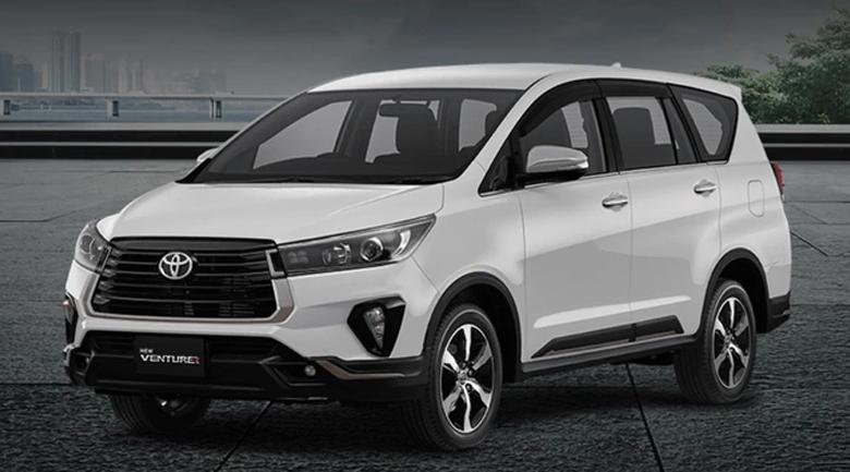 Thân xe Toyota Innova Venturer