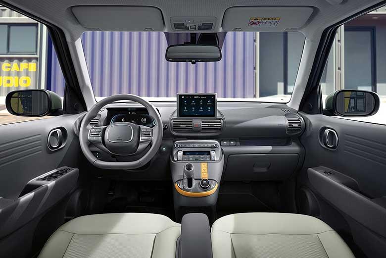 Hyundai Casper 2022 thông tin xe và giá bán 5