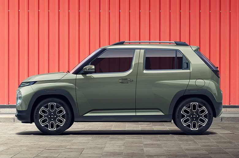 Hyundai Casper 2022 thông tin xe và giá bán 4