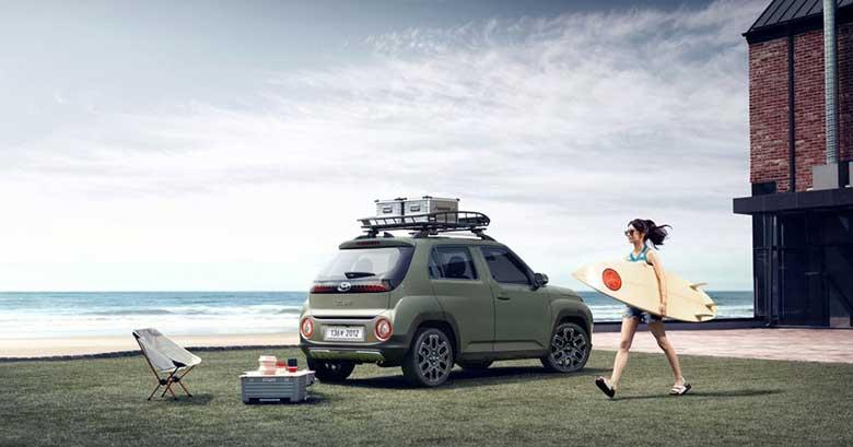 Hyundai Casper 2022 thông tin xe và giá bán 7