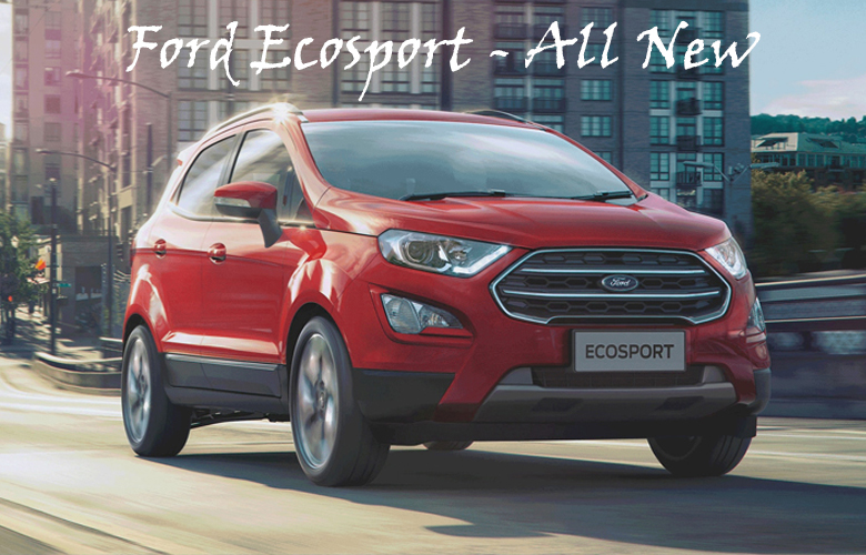 Ford Ecosport - All New