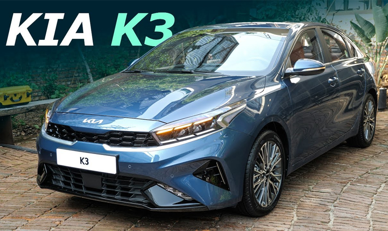 Kia K3 2022 có gì mới?