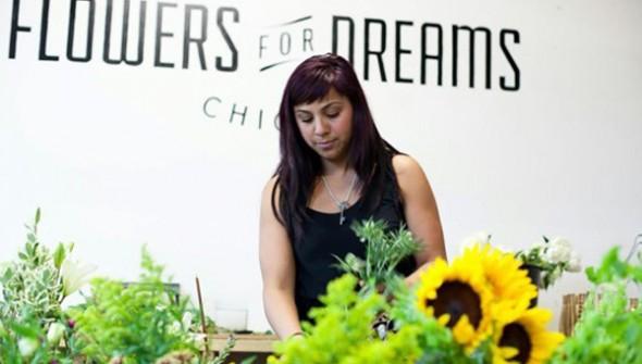 Floral Design leader: Anjelica Hennesey