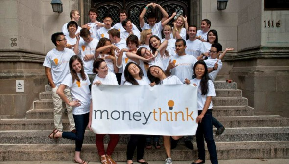 Students of the Moneythink program
