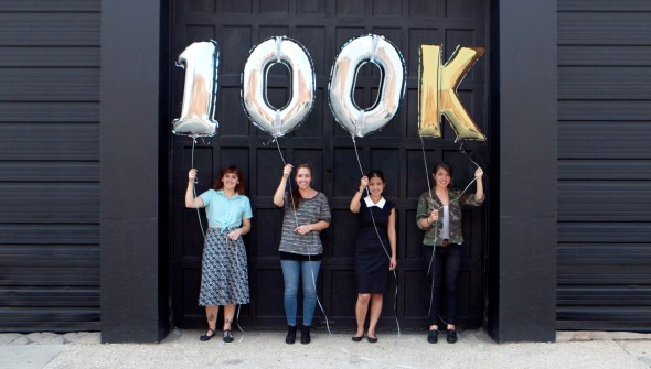We have donated $100,000 to local Chicago charities.