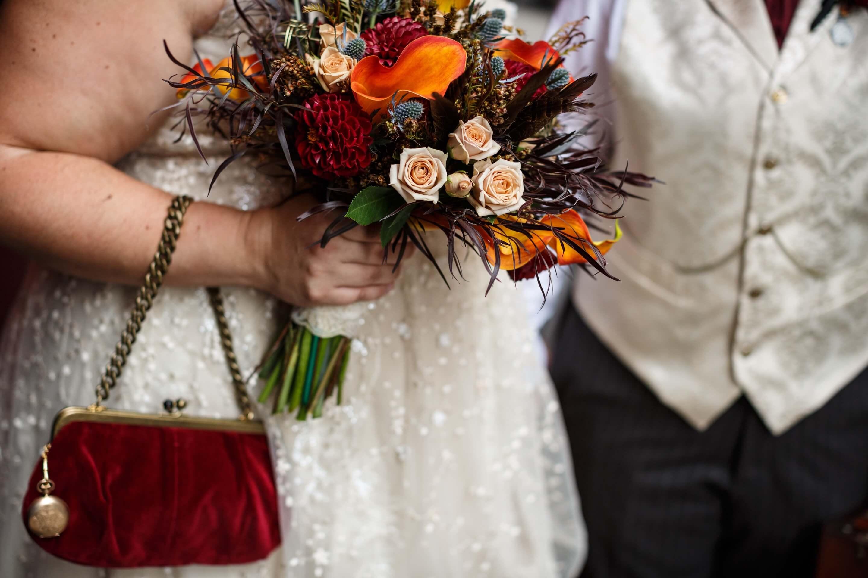 gillian michelle bouquet flowers