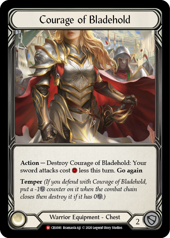 Courage of Bladehold