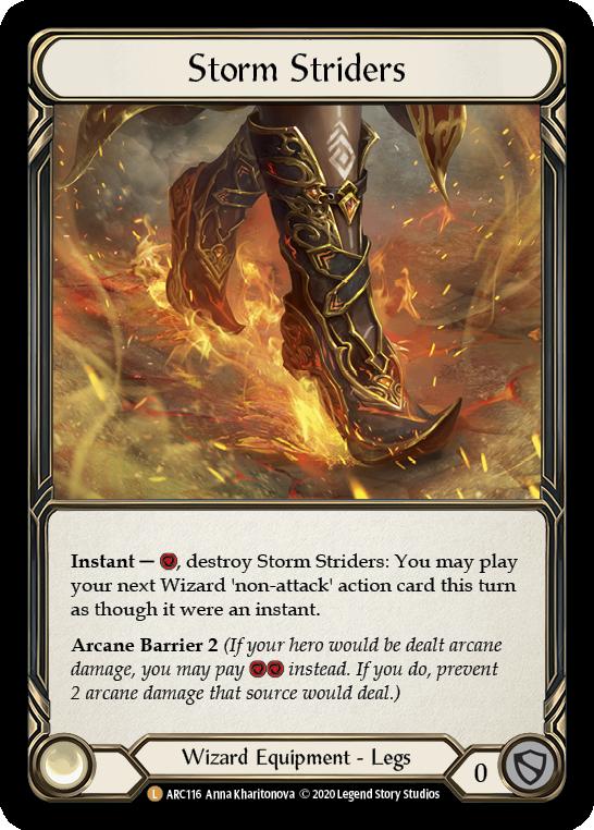 Storm Striders