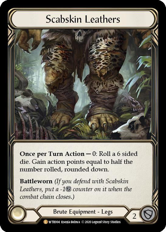 Scabskin Leathers