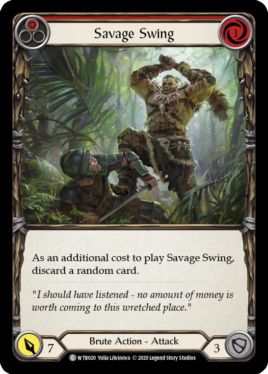 Savage Swing (Red)