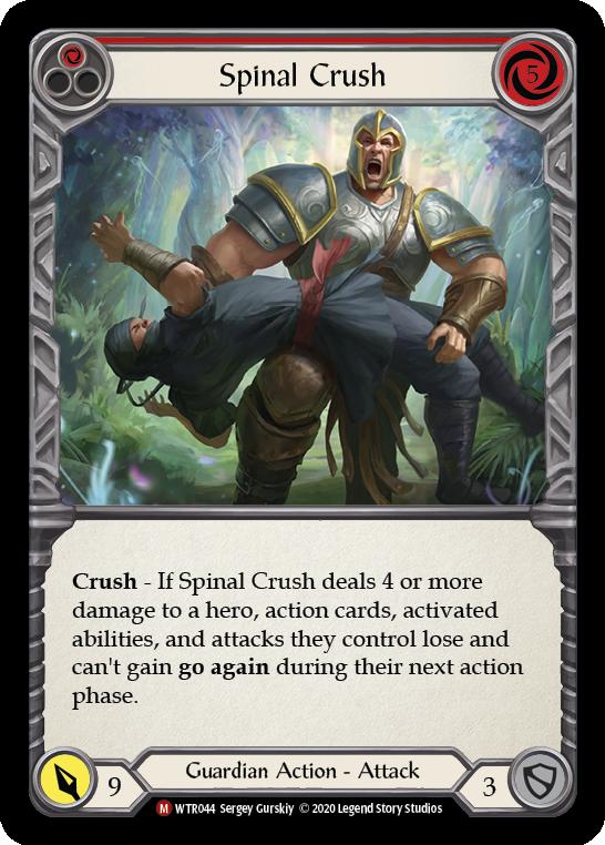 Spinal Crush