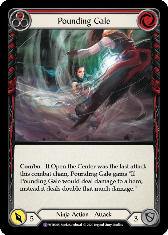 Pounding Gale