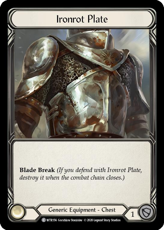 Ironrot Plate