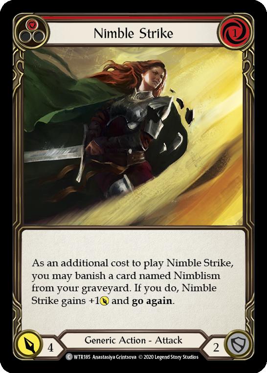 Nimble Strike (Red)