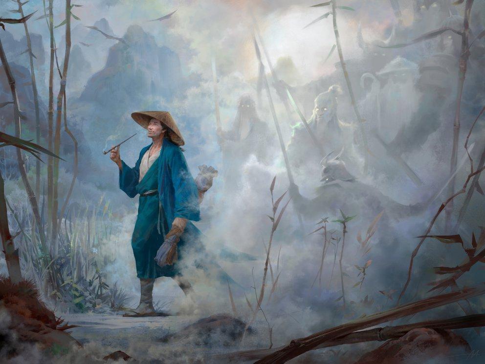 Ancestral Empowerment © 2019 Legend Story Studios. Illustrated by Alexander Mokhov.