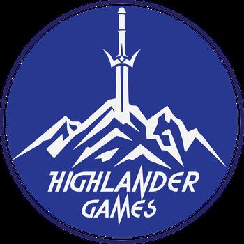 Highlander Games Logo