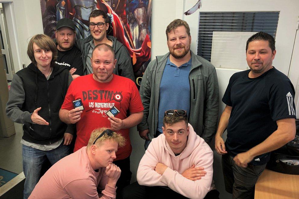 Cerberus Games Skirmish event - Top 8 Finalists