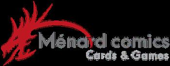 menard comics logo
