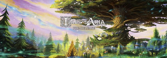 Tales of Aria Pre-Release