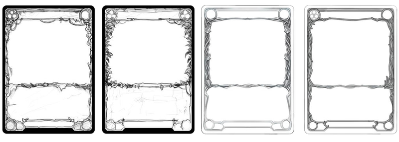 Savage Lands and Aria Frame Concepts