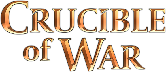 Crucible of War Logo