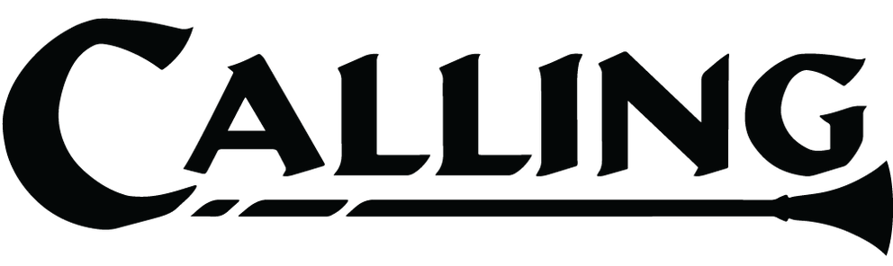 The Calling Logo B&W