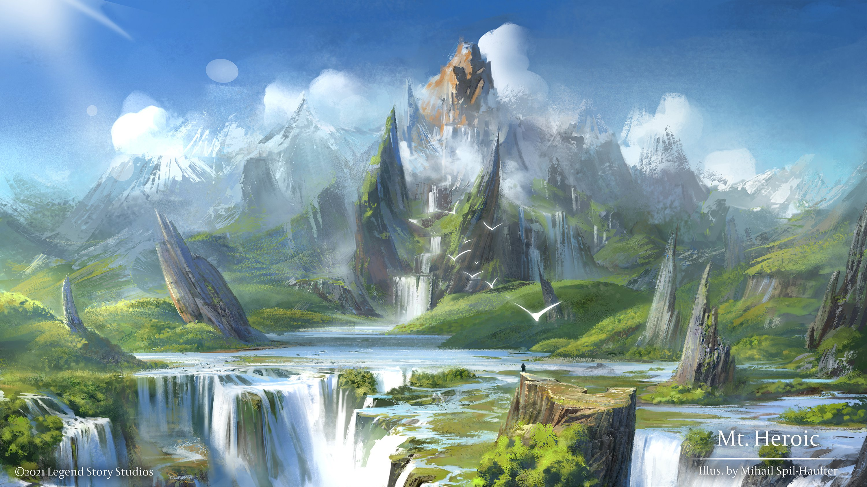 Mount Heroic