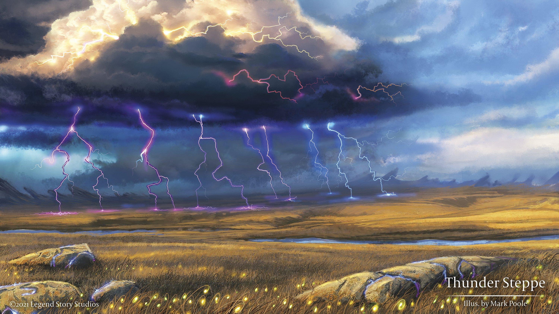 Thunder Steppe