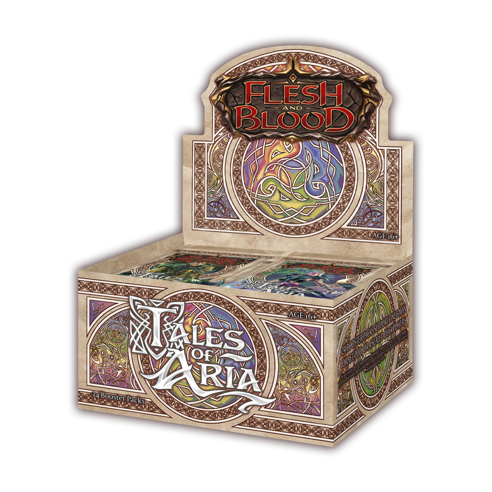Tales of Aria Booster Box (Glow)