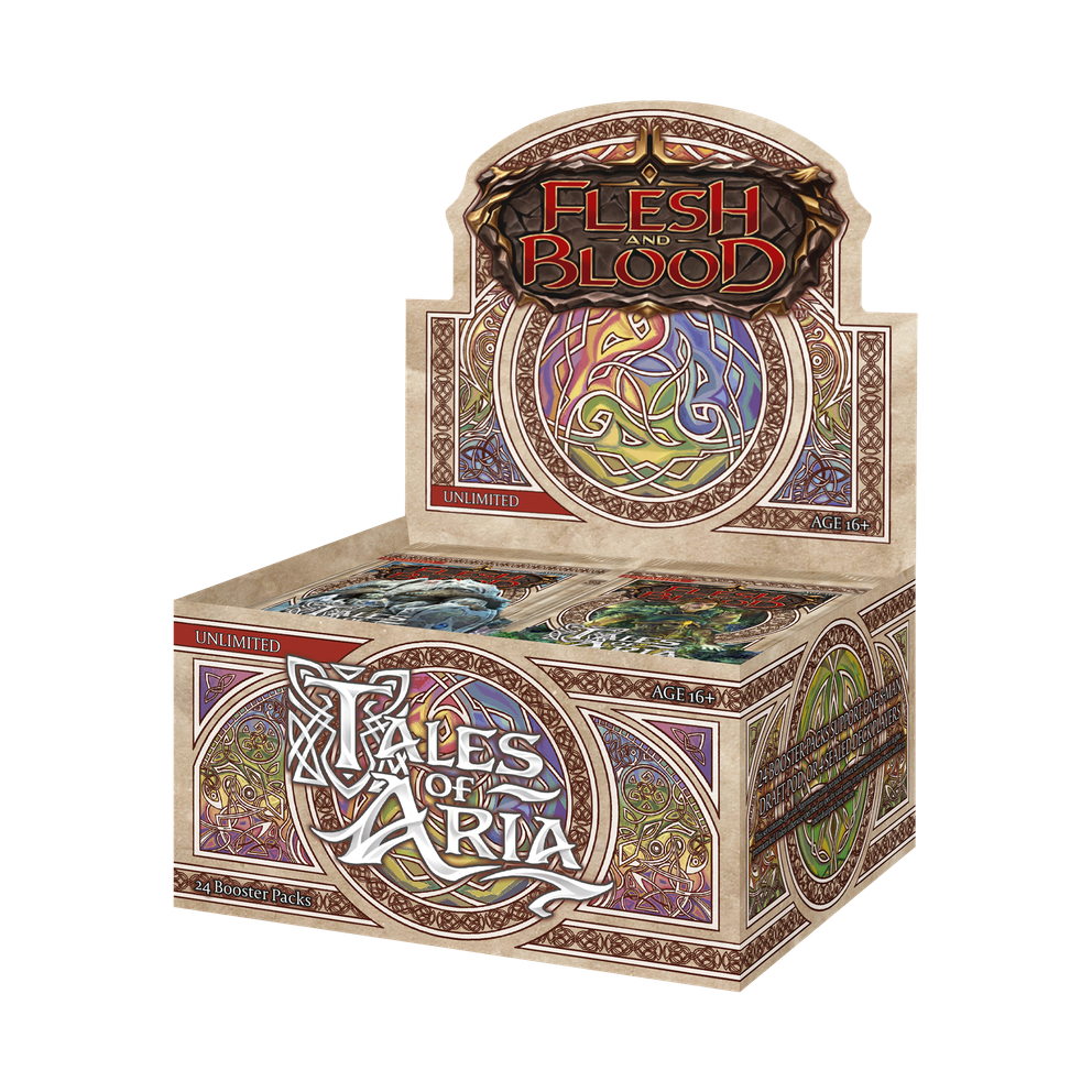 Tales of Aria Booster Box - Unlimited