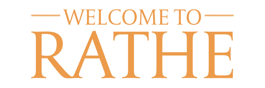 Welcome to Rathe Logo