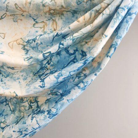 Hand Printed Batik Cottons