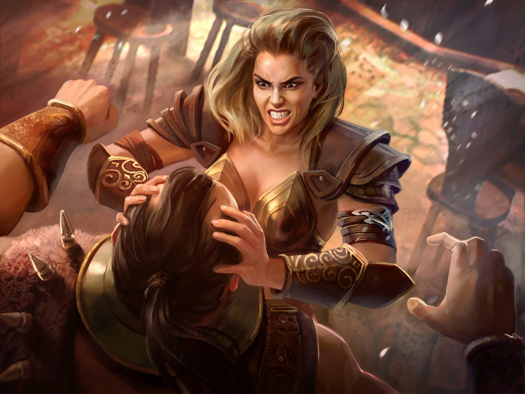 Cranial Crush © 2019 Legend Story Studios. Illustrated by Ksenia Belova.