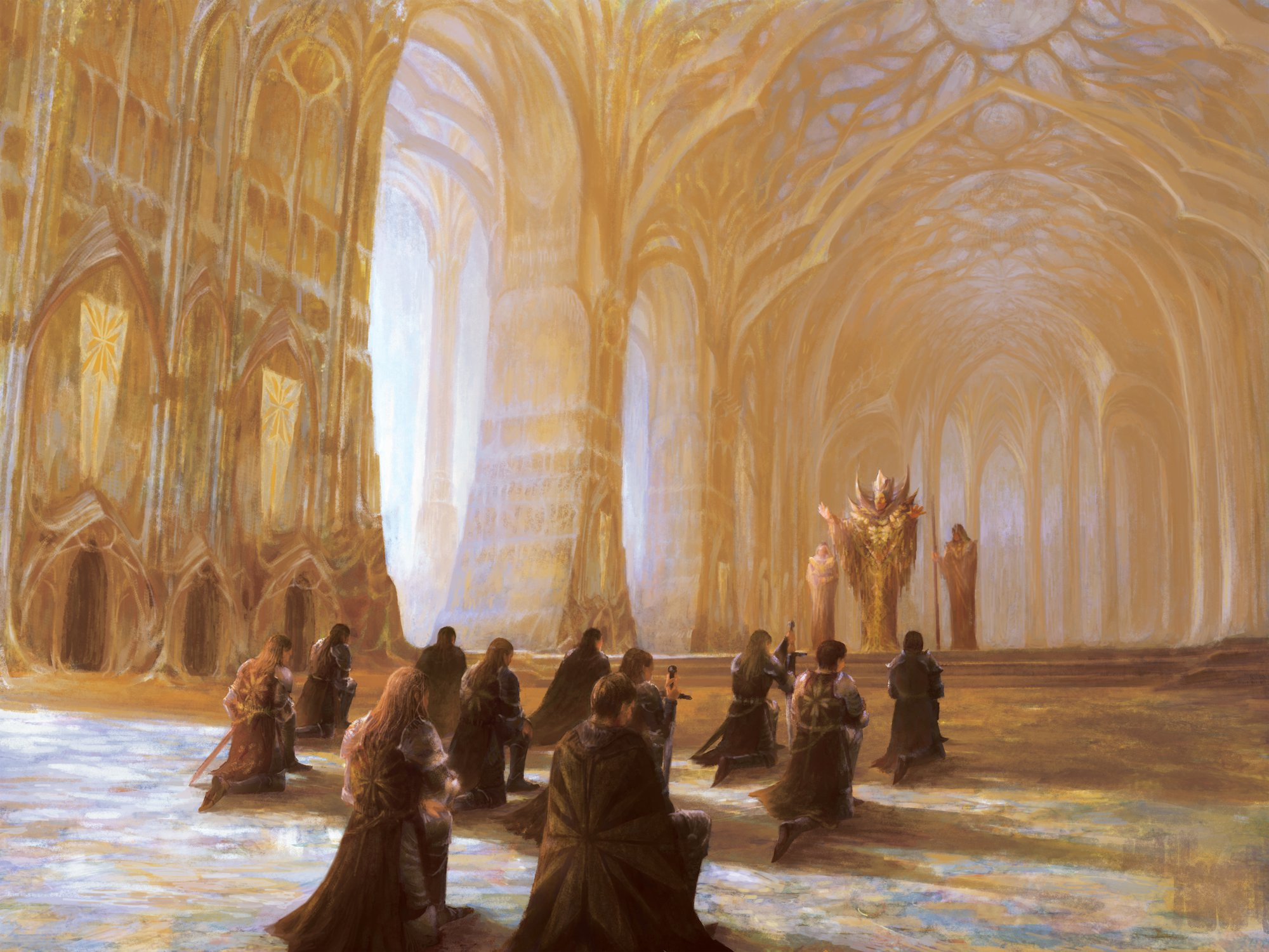 Warrior's Valor © 2019 Legend Story Studios. Illustrated by Daria Khlebnikova