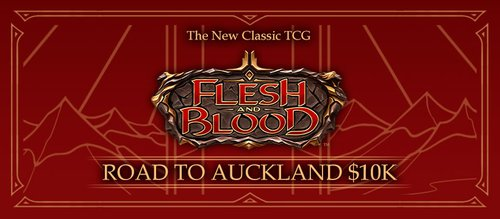 Road to Auckland 10k banner
