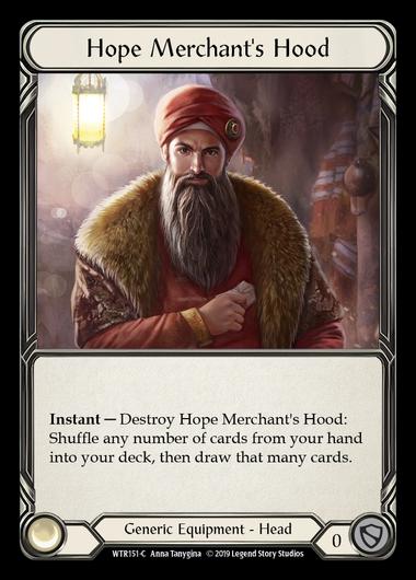 Hope Merchant's Hood (Cold Foil)