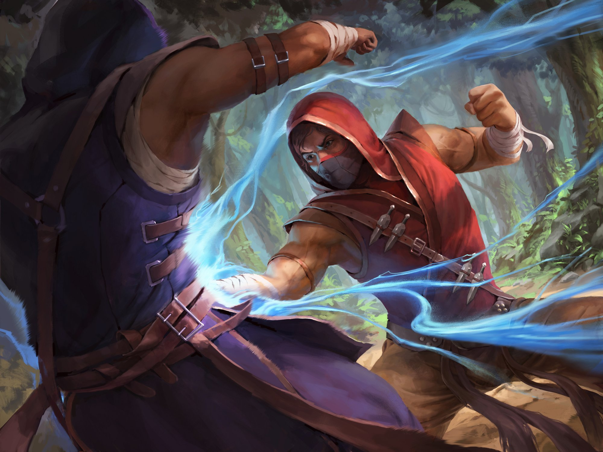 Open the Center © 2019 Legend Story Studios. Illustrated by Fajareka Setiawan.