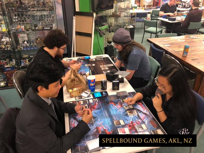 Spellbound Games