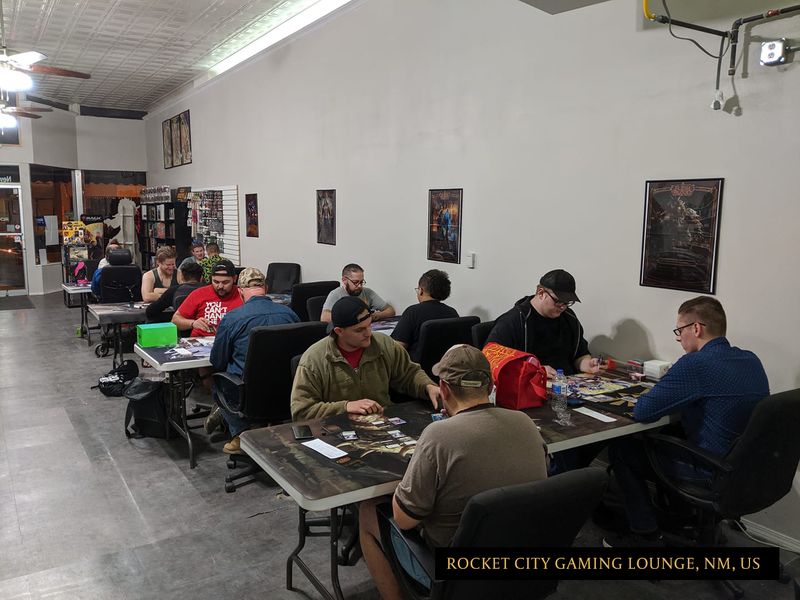 Rocket City Gaming Lounge