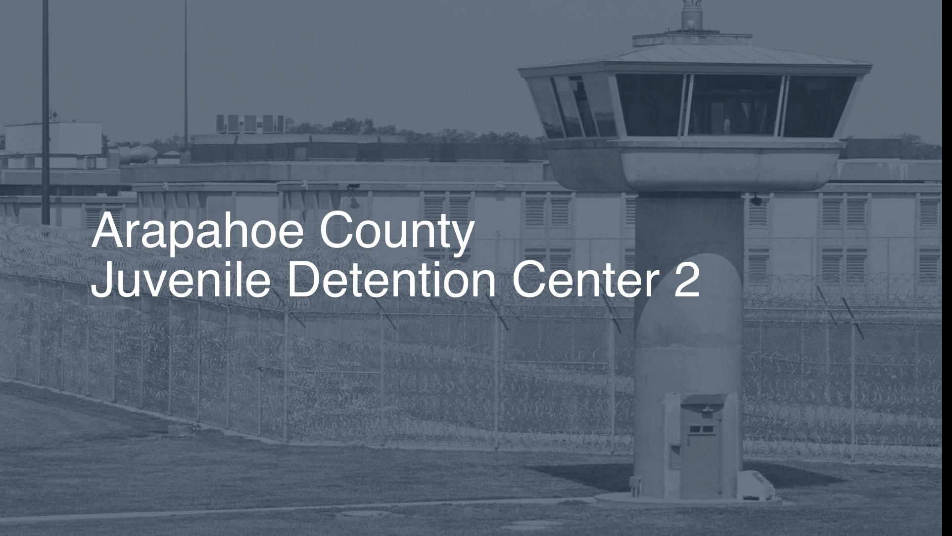 Arapahoe County Juvenile Detention Center Inmate Search, Lookup